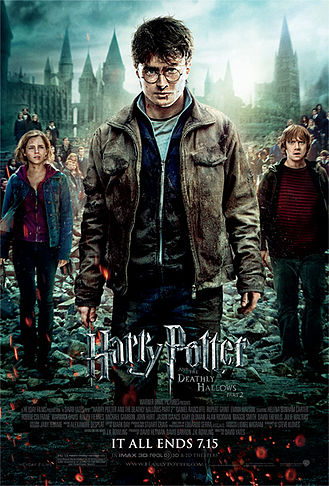 Harry Potter and the Deadly Hallows Part 2