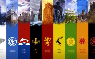 A Song of Ice and Fire – The Complete Series