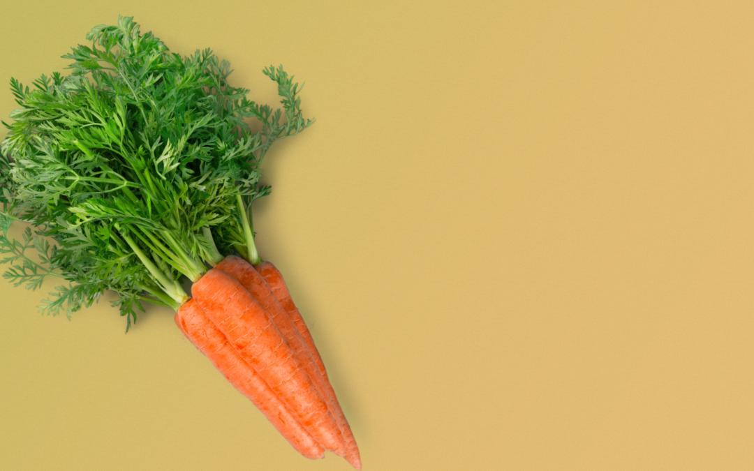 Successful marketing is like growing carrots